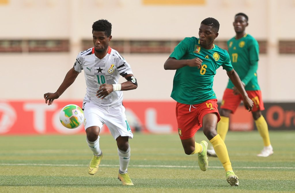 CAF U20 Cup of Nations: Ghana beat Cameroon on penalties to reach semifinals