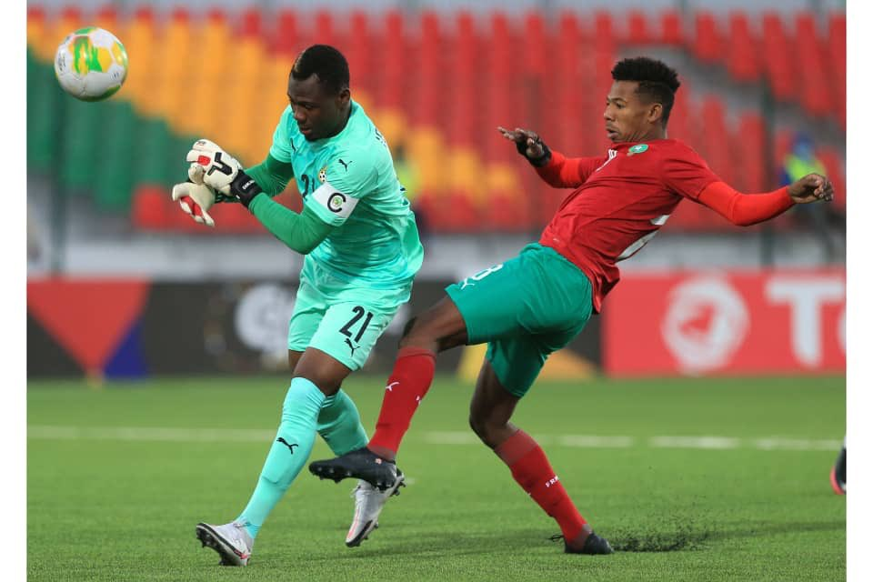 CAF U-20 Cup of Nations: Black Satellites goalkeeper Ibrahim Danlad apologises after defeat to Gambia