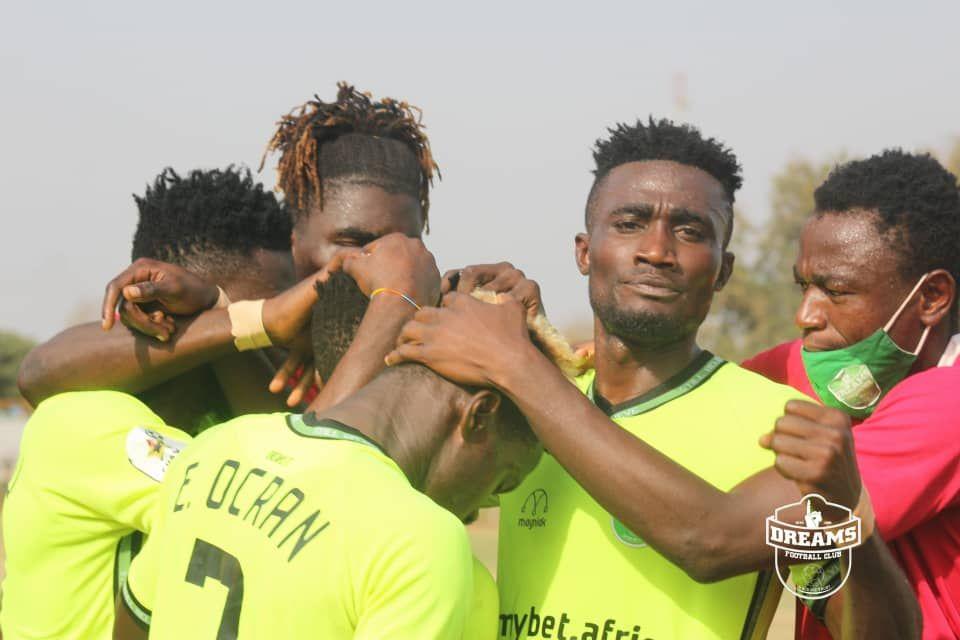 2020/21 Ghana Premier League: Week 20 Match Preview - Dreams FC vs Karela