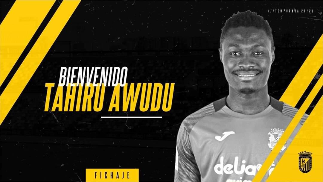 Medeama youngster Tahiru Awudu joins CD Badajoz from Fuenlabrada