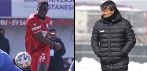 Turkish side Boluspor seek to sign Edwin Gyasi on a permanent basis from Samsunspor