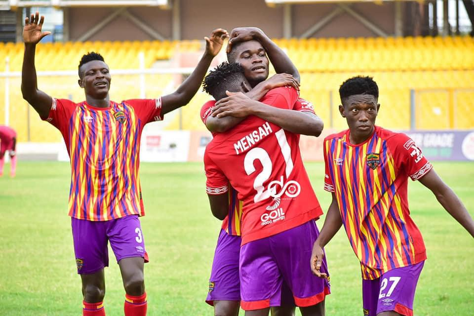 2020/21 Ghana Premier League: Hearts of Oak 3-2 Ebusua Dwarfs - Video Highlights