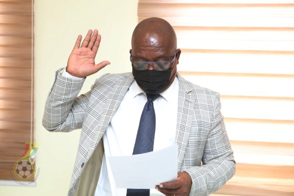 PHOTOS: New GHALCA Executives sworn into office
