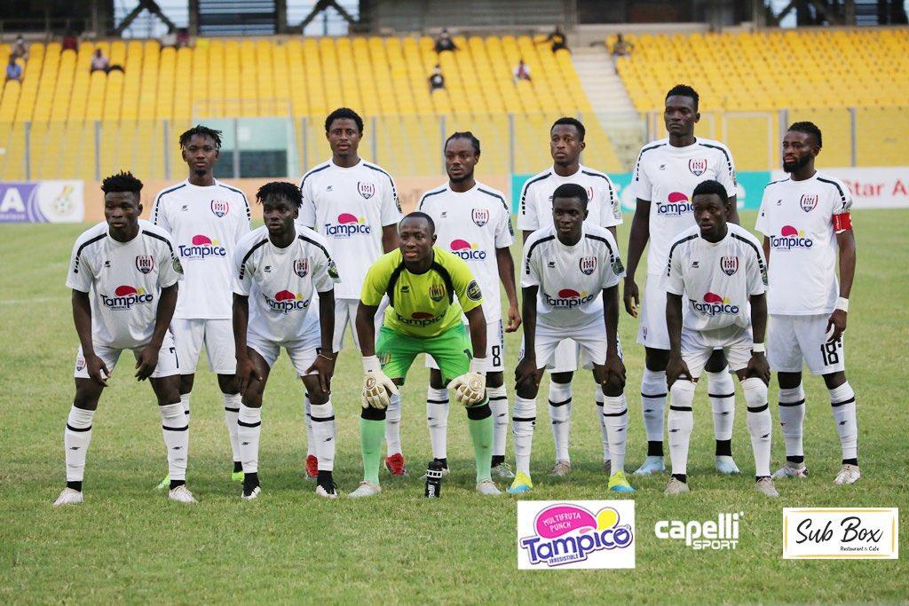 2020/21 Ghana Premier League: Week 23 Match Preview — Inter Allies v Elmina Sharks