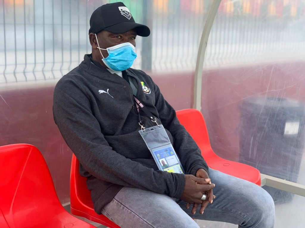 The most important thing was to qualify- Black Satellites coach Karim Zito after defeat to Gambia