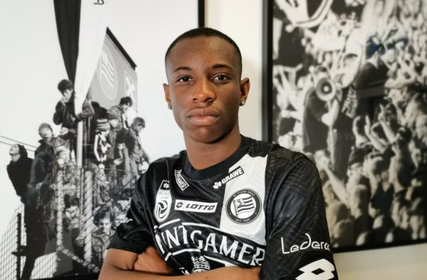Kelvin Yeboah's signing will be good for our game- Sturm Graz manager Christian Ilzer