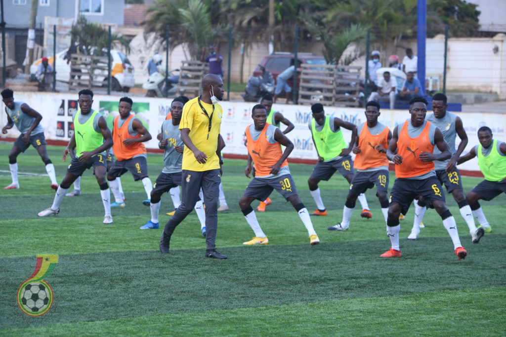 PHOTOS: Twenty players report to Black Stars camp for preparation ahead AFCON qualifiers
