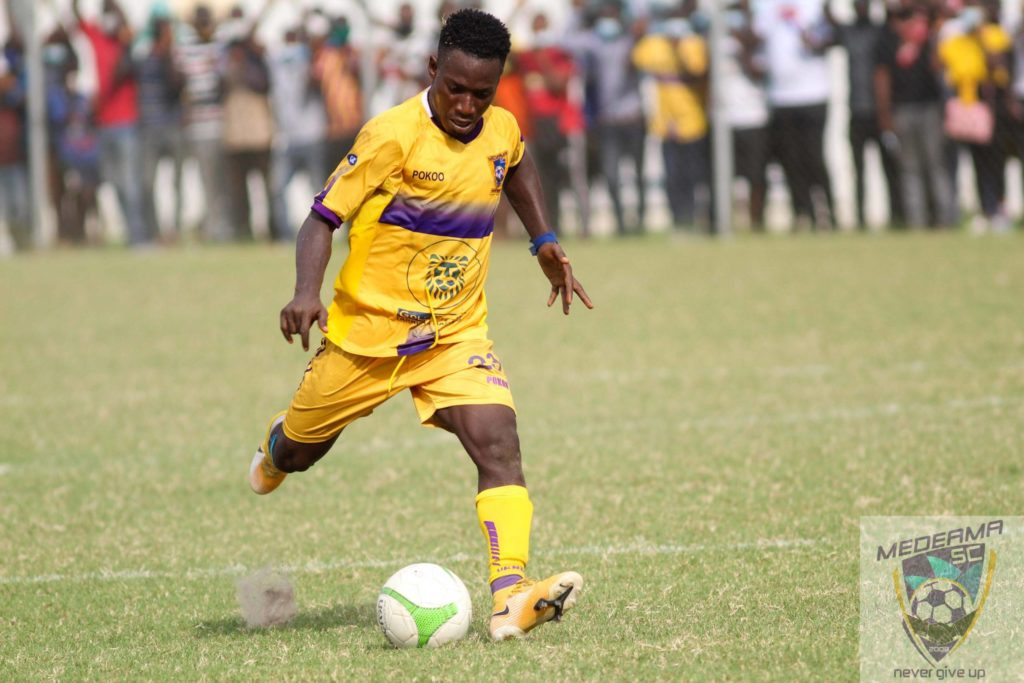 Three Medeama players named in Ghana squad for AFCON qualifier against  South Africa - Ghana Latest Football News, Live Scores, Results -  GHANAsoccernet