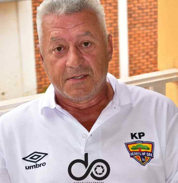 Hearts of Oak: Kosta Papic fires back at captain Fatawu over favouritism allegations