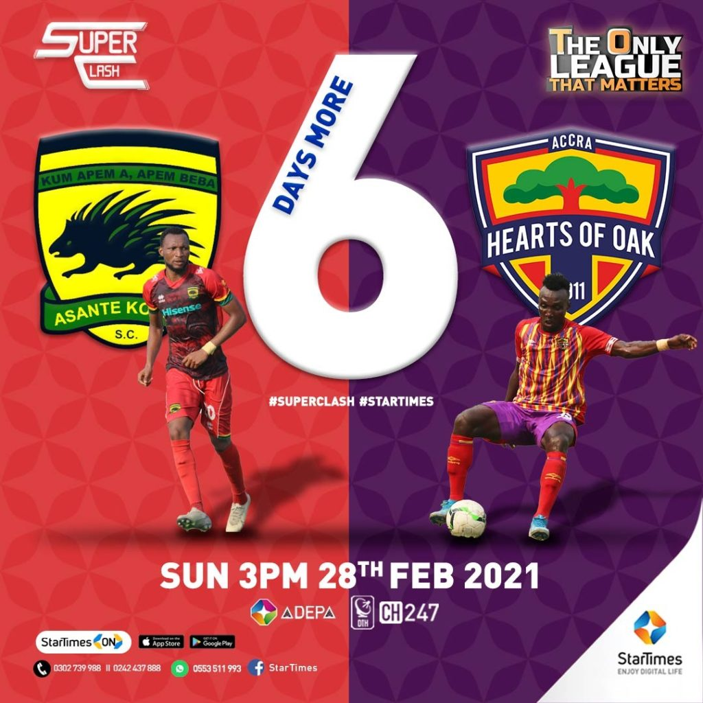 Kotoko vs Hearts: Super Clash available only to pay-tv subscribers