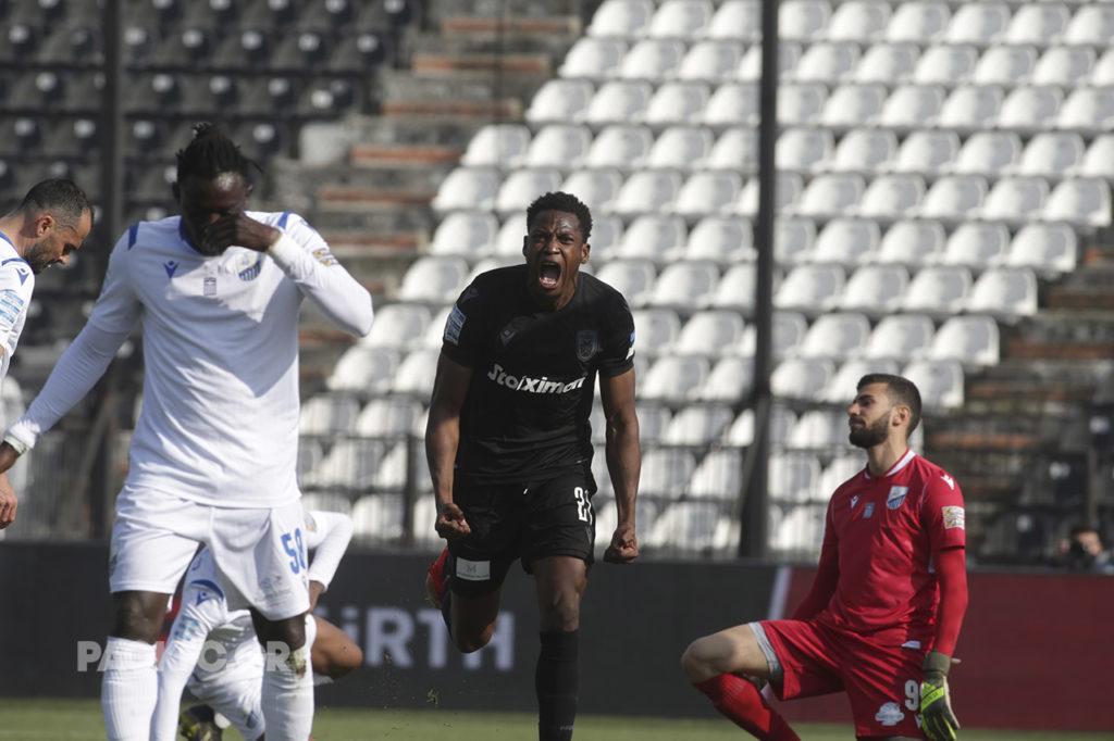 VIDEO: Ghana defender Baba Rahman scores on PAOK debut in Greek top-flight