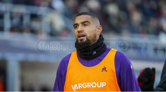 AC Monza star K.P Boateng opens up on frustrating spell at Fiorentina