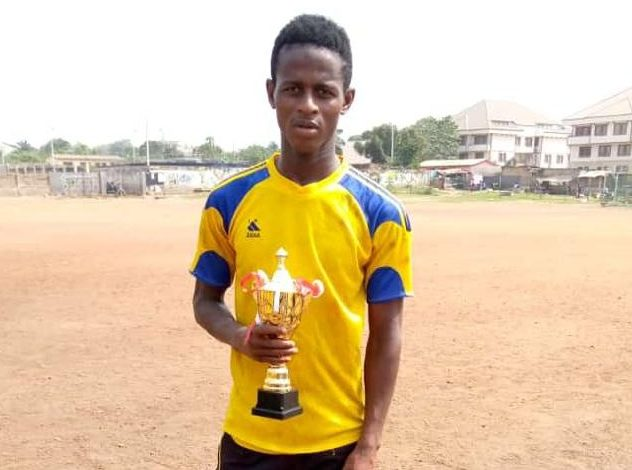 Ghanaian footballer dies after sustaining head injury in a friendly game