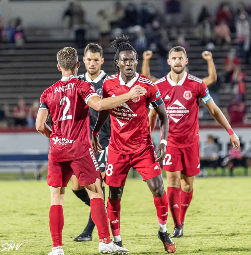 USL club Loudoun United announce signing of Ghanaian defender Wahab Ackwei