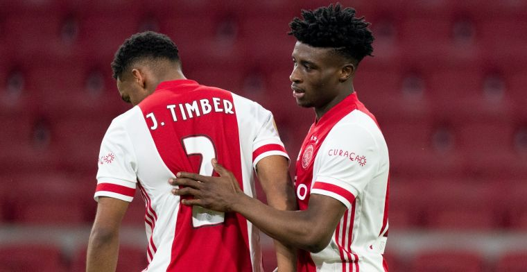 Fit-again Mohammed Kudus delighted to return to pitch for Dutch giants Ajax