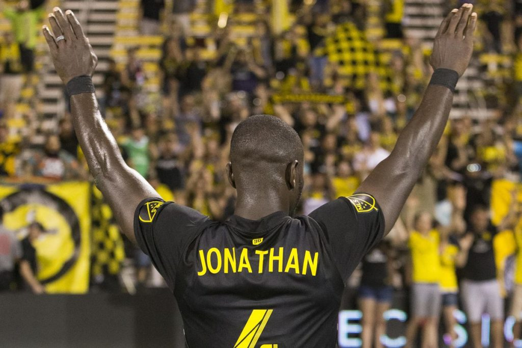 Columbus Crew captain Jonathan Mensah is not ruling out a return to Europe