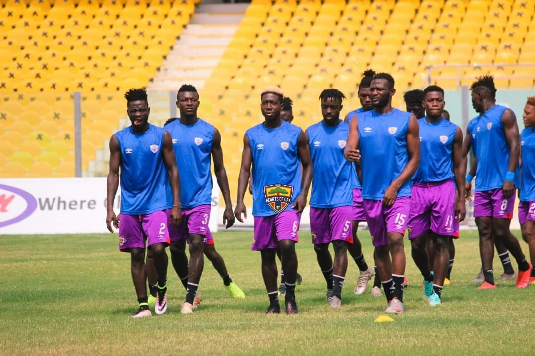 2020/21 Ghana Premier League: Week 20 Match Preview — Hearts of Oak v Inter Allies