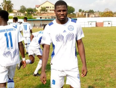 AshantiGold complete signing of youngster Gordon Kusi Brokelyn from Asokwa Deportivo