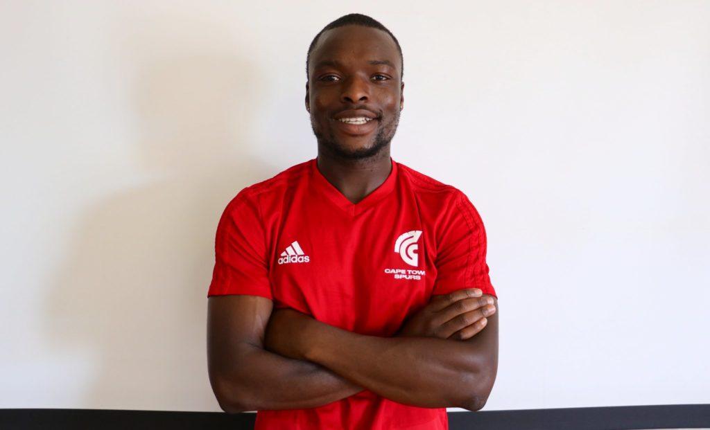Cape Town Spurs sign Ghanaian forward Nana Akosah-Bempah