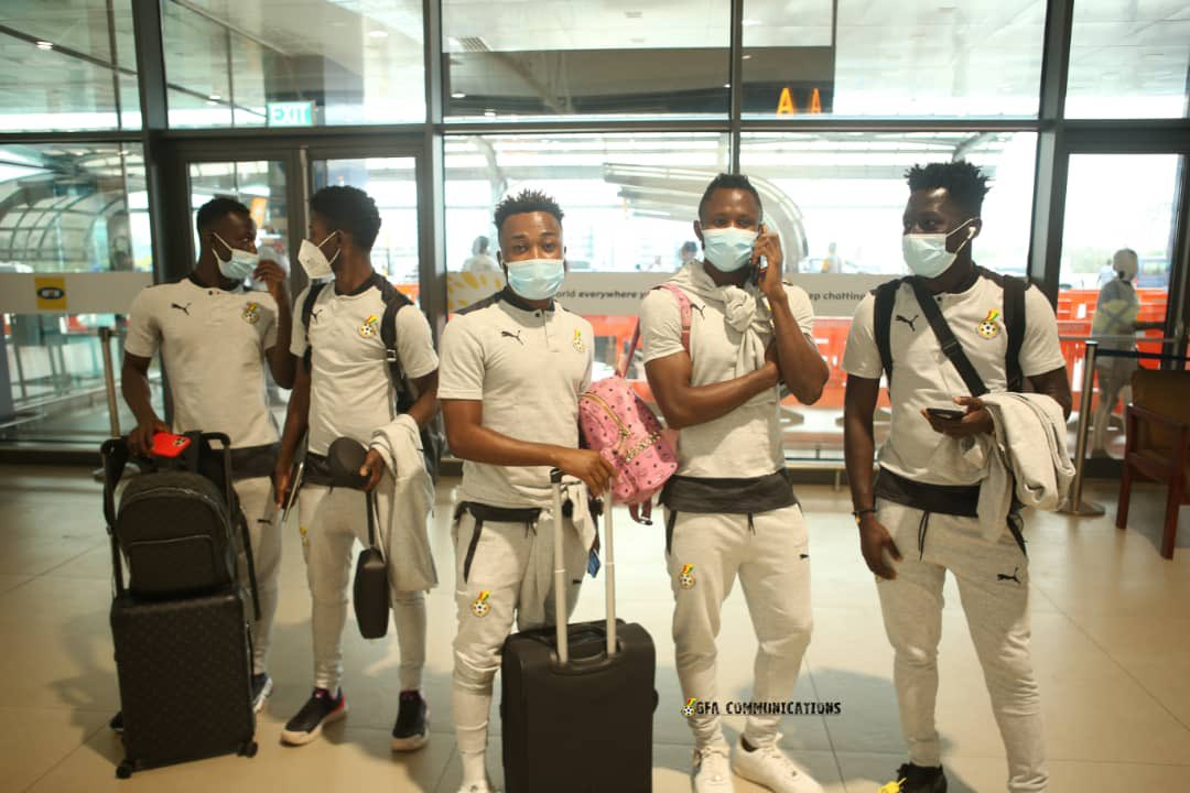Ghana line up perfect travel plans for AFCON qualifier in South Africa
