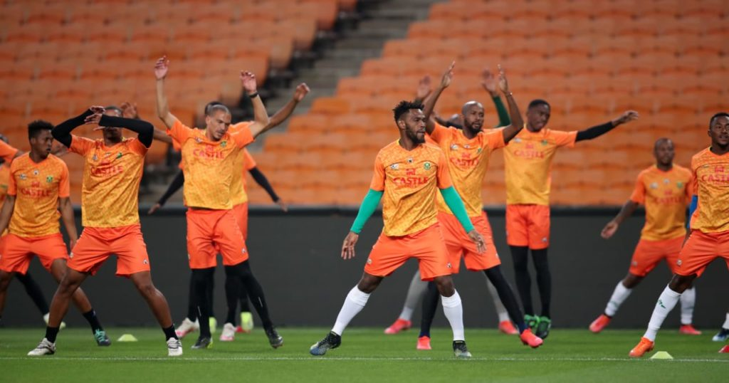 South Africa delighted over absence of England-based players in Ghana squad for AFCON qualifier