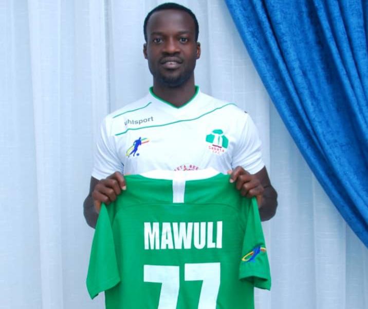 Ghanaian forward Osei Mawuli signs for Sebeta City in Ethiopia
