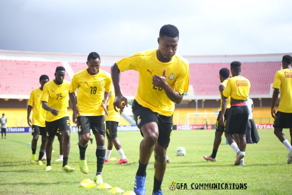 Home-based Ghana players seek more opportunities after good outing against South Africa