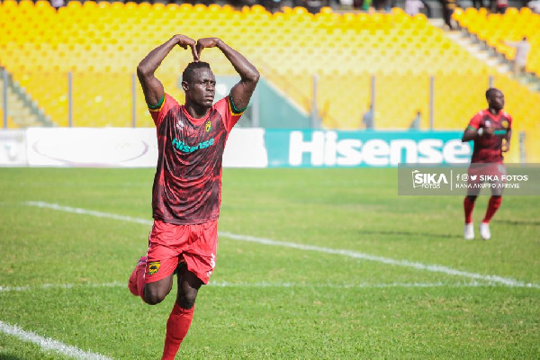 EXCLUSIVE! Algerian giants USM Alger eye a move for Asante Kotoko striker Kwame Opoku