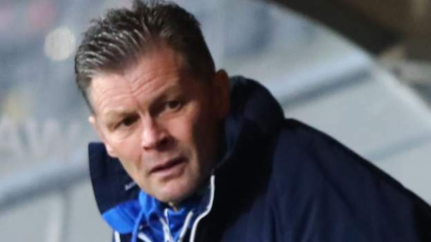 Covid-hit Cotterill back in hospital