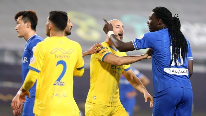 Gomis: Al Hilal are like PSG and the Saudi league like Turkey