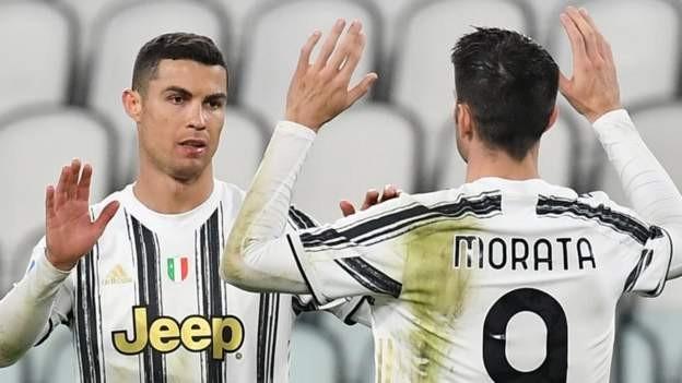 Ronaldo marks landmark with another goal