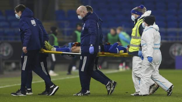 Cardiff fear for injured Bennett