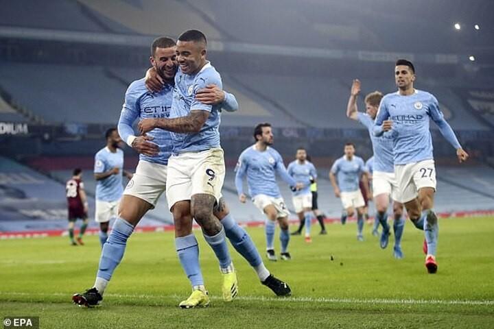 Man City's Champions League second leg vs Monchengladbach remains at the Etihad