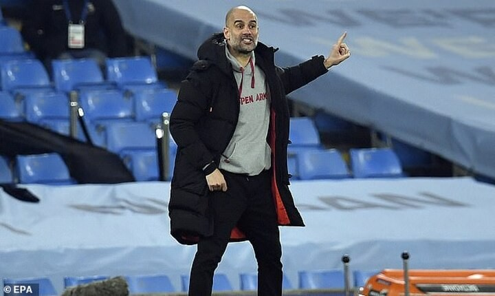 Pep shrugs off talk of records after 21st win in a row against Wolves