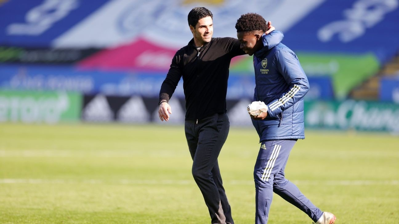 Arteta on Barca link: 'Fully focused' at Arsenal