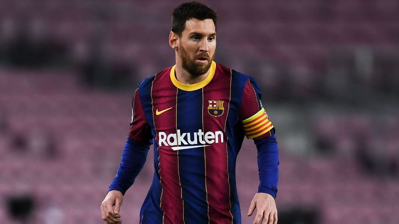 Barca pres. hopeful: Either I win or Messi leaves