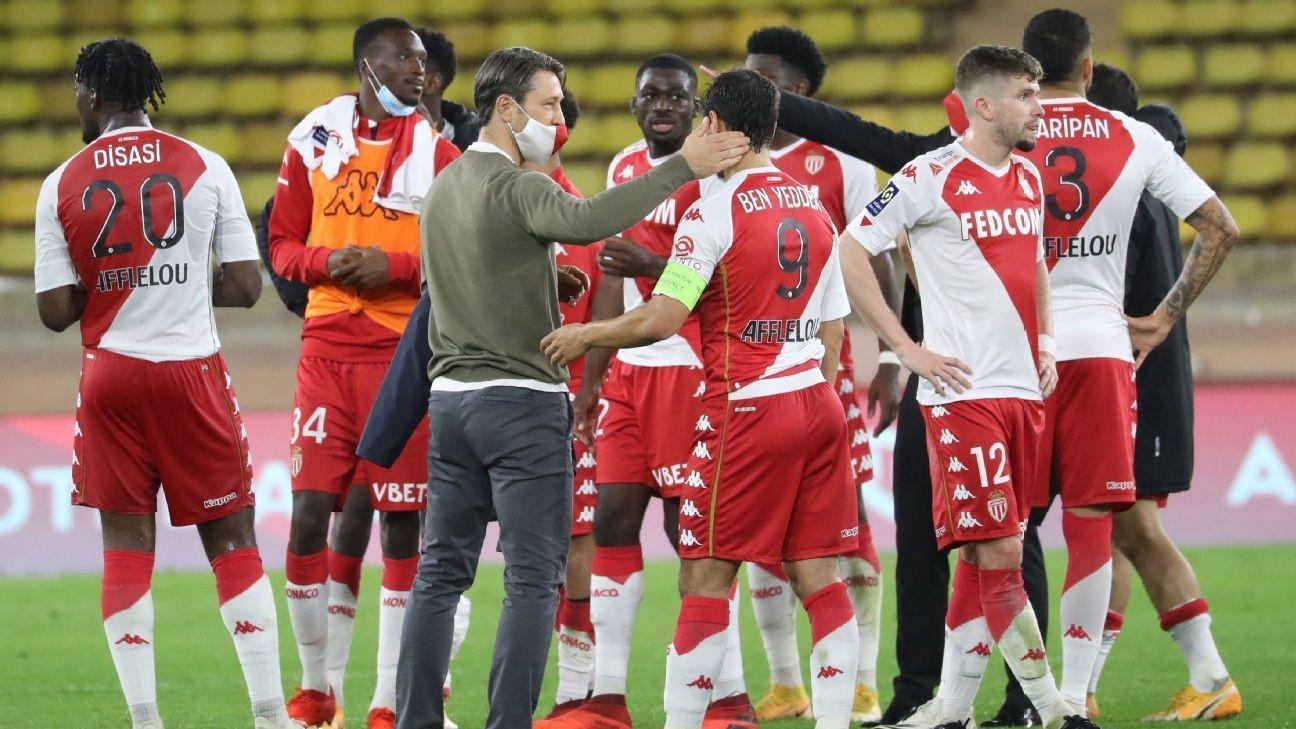 Monaco's post-Mbappe path: Kovac has next generation soaring