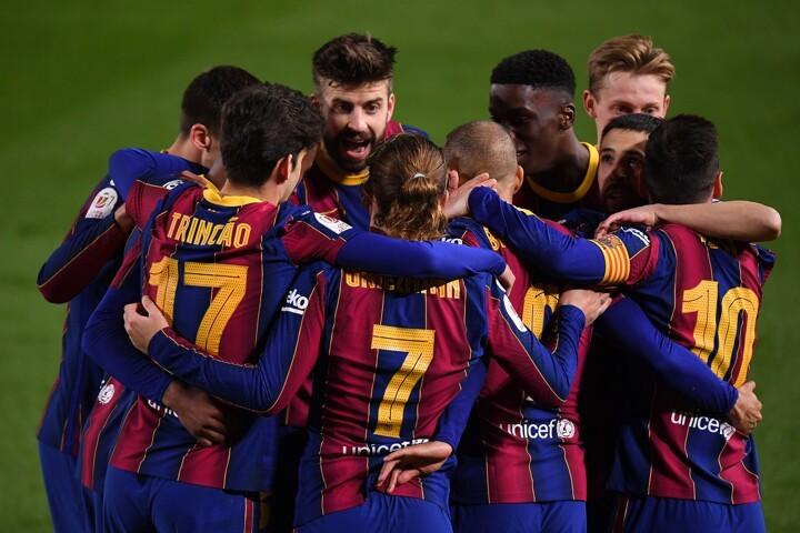 Barcelona 3-0 Sevilla (3-2 agg): Koeman's team reach the Copa del Rey final