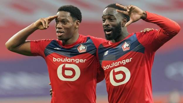 Top three in France's Ligue 1 all win