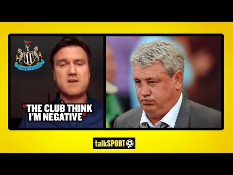 'THE CLUB THINK I'M NEGATIVE' - Craig Hope defends his reporting of a bust-up at Newcastle United