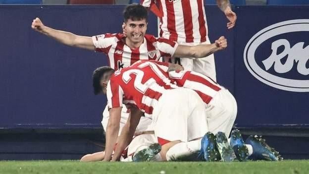 Bilbao to play two Copa del Rey finals