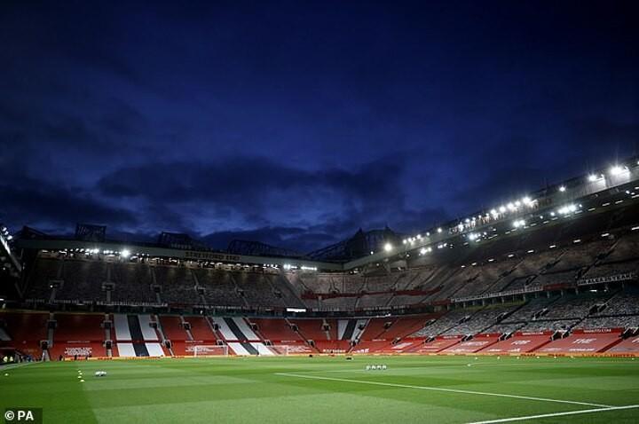Man United borrow £60m to help deal with impact of coronavirus pandemic