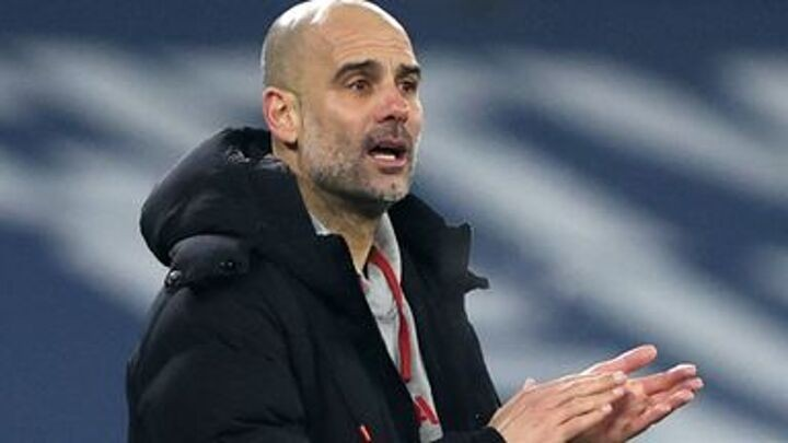 Pep Guardiola not 'scared' of Man United ahead of crunch Premier League derby