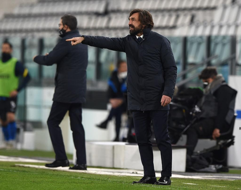 """PIRLO: """"WE NEED TO PLAY AN INTELLIGENT GAME"""""""