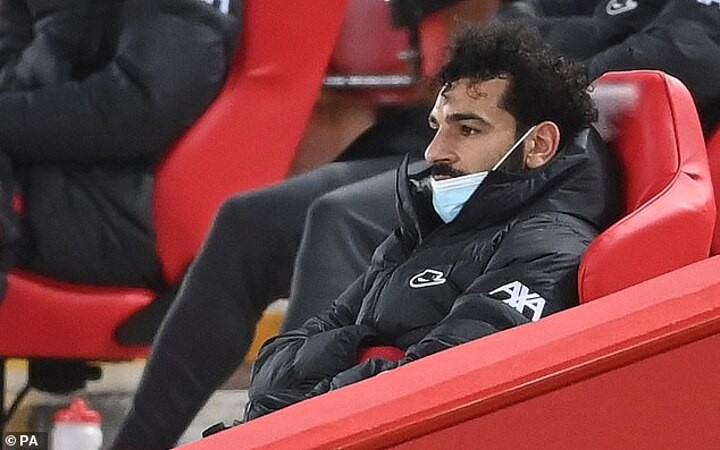 Liverpool have a problem in Mo Salah, Jurgen Klopp can't hide it any more