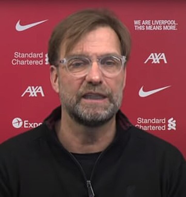 Klopp insists there will NOT be a mass exodus if they don't finish in top four