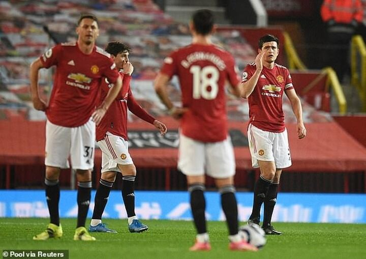 Man Utd may well look back on this season as a missed opportunity to win PL