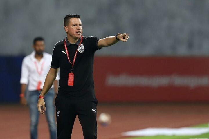 """I don't think we were lucky"" - Mumbai City FC coach Sergio Lobera after 2-2 draw with FC Goa"