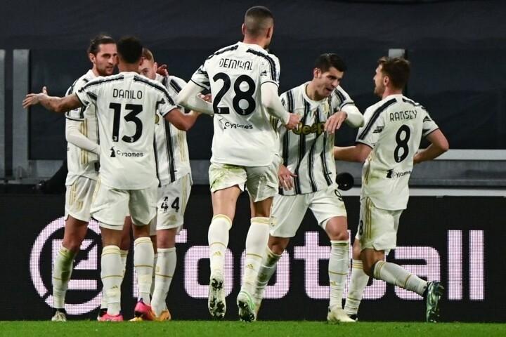 Juventus 3-1 Lazio: Rabiot & Morata goals keep Old Lady's title dream alive
