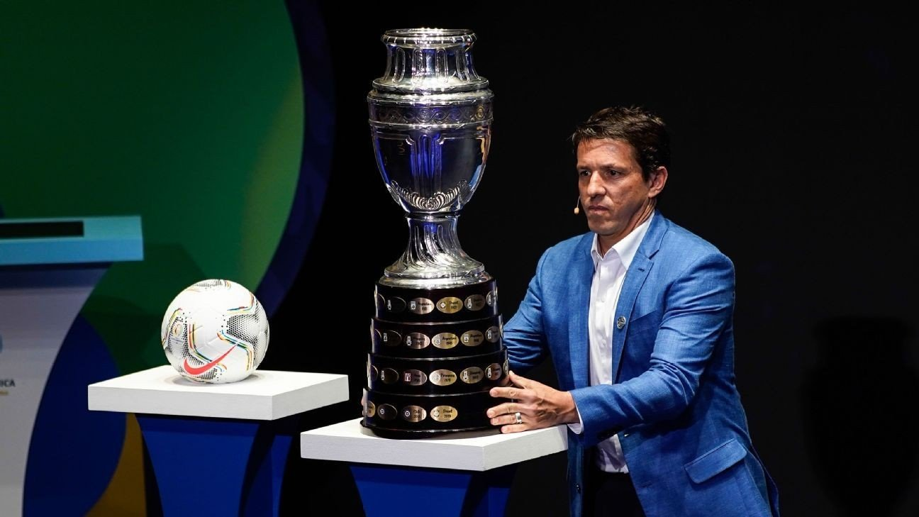 Copa America in doubt as CONMEBOL's schedule reaches breaking point